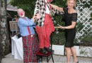 Clown Rudolfo, Clown Breuer und Veronica Ferres