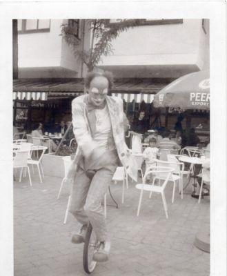 1987 Clown Rudolfo