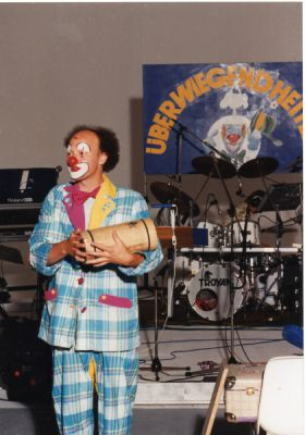 1992 Clown Rudolfo