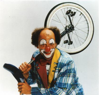 1992 Clown Rudolfo