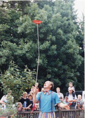 1998 Clown Rudolfo
