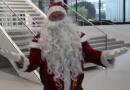Weihnachtsmann Rudolf