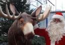 Münchner Weihnachtsmänner