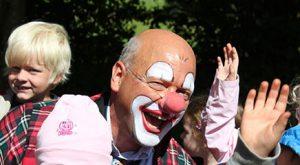 Clown Rudolfo - Zauber- und Clownerie Programm