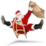 Die Münchner Weihnachtsmänner